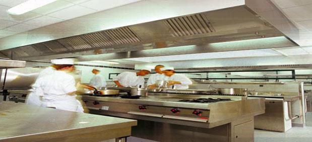 règles de conception d'une cuisine professionnelle - Hotte De Cuisine Professionnelle