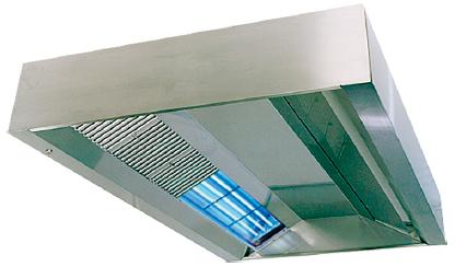 hotte Maïa Induction Clean Light®