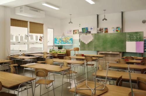 VMC salles de classes