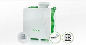 DucoBox Hygro : la VMC simple flux hygroréglable pour les logements neufs