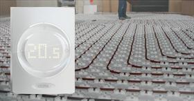 Solution complète de plancher chauffant basse température