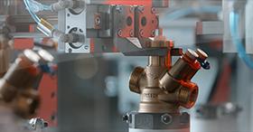 Equilibrage et régulation hydraulique AB-QM 4.0