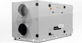 Nouvelle centrale double flux Power Box® : ultra performante, tout simplement
