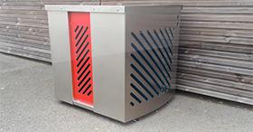 Aizéo, la pompe à chaleur 100% extérieure pour d'excellents COP