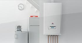 Thema Condens H-Flex, la chaudière à condensation adaptée au logement collectif