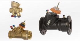 TA-Modulator, la gamme de vannes d'équilibrage et de régulation s'agrandit