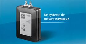 OV-DMC 3, le système de mesure pour équilibrage hydraulique