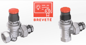 DB, le robinet pour radiateur qui offre des performances exceptionnelles