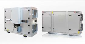 Gamme VPM, ventilation double flux thermodynamique pour un air 100% neuf