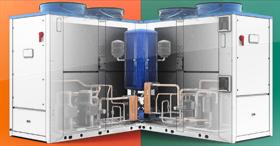 Refroidisseur de liquide et PAC haute efficacité : Zeta Sky