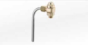 Les robinets de prélèvement d'échantillons d'eau : Aquastrom P