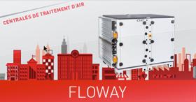 Une centrale de traitement d'air pour une meilleure QAI : Floway RHE Z