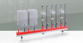Les collecteurs pour faciliter le raccordement des chaudières aux réseaux hydrauliques