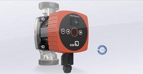 La pompe de circulation d'eau potable régulée : Calio-Therm S
