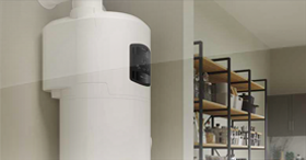 Le chauffe-eau thermodynamique pilotable à distance : Nuos Plus Wifi