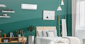 Le climatiseur réversible design pour toutes les saisons : Clim'Up Smart