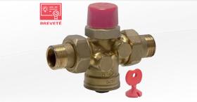 La vanne de régulation indépendante de la pression : R206A