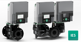Les nouvelles pompes intelligentes Wilo-Stratos GIGA2.0-I et GIGA2.0-D