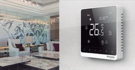 Le thermostat digital pour contrôler les ventilo-convecteurs : TC900