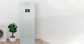 La PAC Air/Eau qui offre une haute efficacité énergétique : Versati III All-in-One