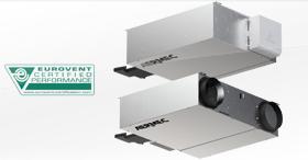 Les ventilo-convecteurs gainables pour installation plug and play : FCY et FCYI