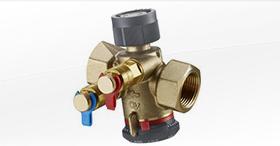 Le robinet de réglage et de régulation combiné : Cocon QTZ