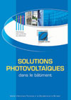 Livre Solutions photovoltaïques dans le bâtiment