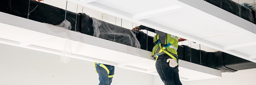 Clapets coupe-feu : maîtriser l'installation en toute conformité pour éviter la propagation de l'incendie