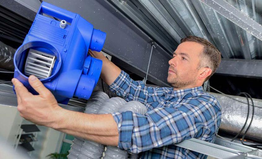 La Qualité d'Air Intérieur au 1<sup>er</sup> plan dans les logements