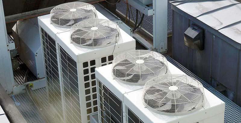 Le traitement d'air neuf. Applications tertiaires DRV