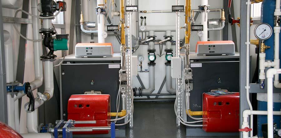 Le chauffage gaz condensation