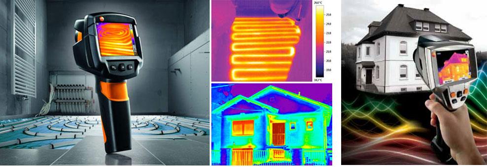 La thermographie dans le bâtiment