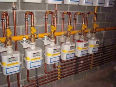 cours d'installation de gaz
