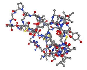 état moléculaire