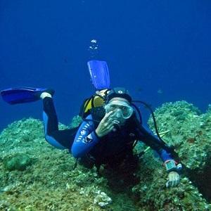 pressions au fond de la mer