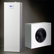 Chaudière à condensation hybride