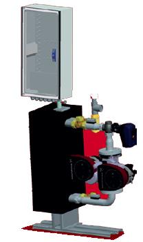 Préparateur Eau Chaude Sanitaire ThermoDUAL™