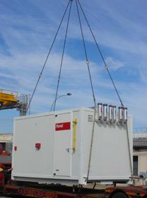 Chaufferie préfabriquée sur mesure par Hoval 100 - 6000 kW
