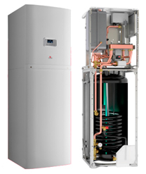 Pompe à chaleur air / eau monobloc