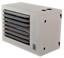 Aérotherme modulant à condensation