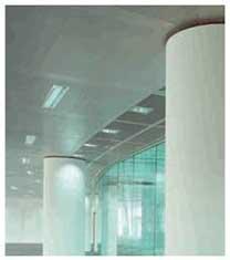 Panneaux rayonnants de plafond