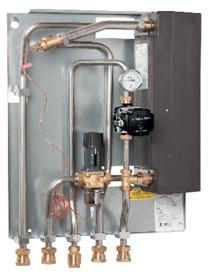 Préparateur instantané d'eau chaude