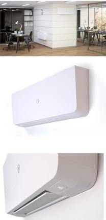 Ventilo-radiateur inverter