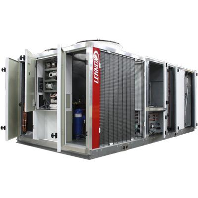 unité de traitement de l'air monobloc