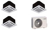 Climatiseur multi-split inverter à haute efficacité énergétique