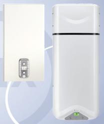 Chauffe-eau thermodynamique hybride