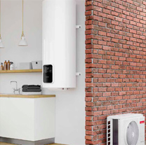 Chauffe-eau thermodynamique inverter wifi