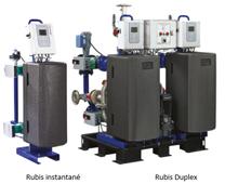 Préparateur d'ECS RUBIS