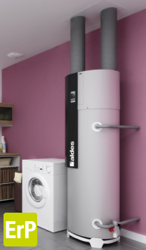 chauffe eau thermodynamique et vmc hygro t flow hygro. Black Bedroom Furniture Sets. Home Design Ideas