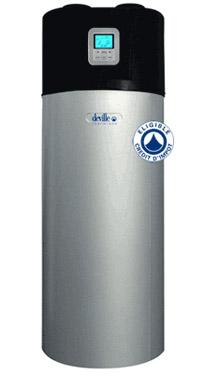 Chauffe-eau thermodynamique CETHI II